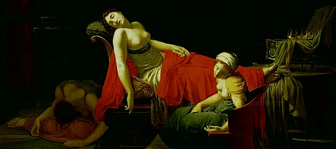 Staging The Tragedie of Cleopatra