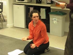 Cleopatra Rehearsal Act 2 Scene 2 - 3