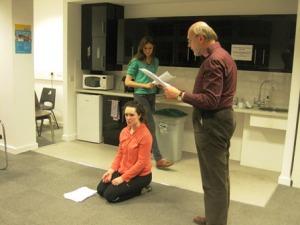 Cleopatra Rehearsal Act 2 Scene 2 - 4