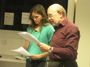 Cleopatra Rehearsal Act 2 Scene 2 - 5