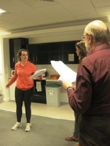 Cleopatra Rehearsal Act 2 Scene 2 - 6